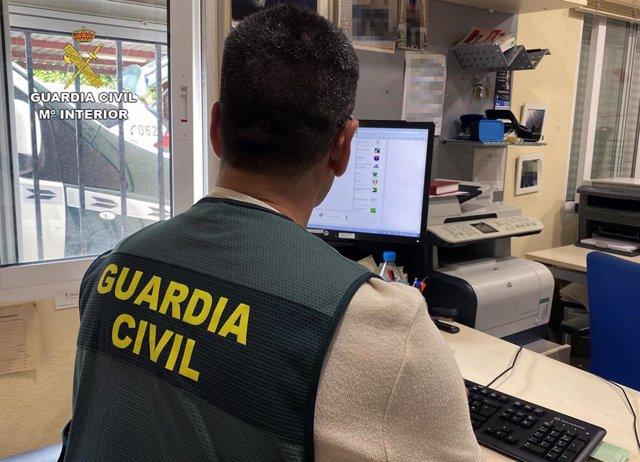 Guardia Civil detiene a un joven robar presuntamente a dos menores de edad en Cieza