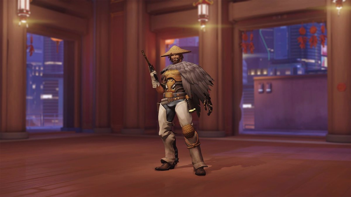 Overwatch withdraws character following accusations against Blizzard executive for employee harassment