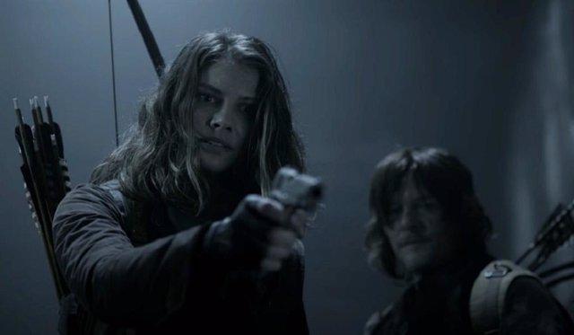 The Walking Dead: ¿Por qué Maggie no ha matado a Negan?