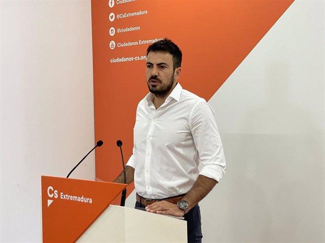 """Sequía.- Cs Extremadura llevará a las instituciones europeas el """"vaciado"""" de los embalses por intereses """"especulativos"""""""
