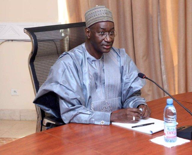 Archivo - Moctar Ouane, nuevo primer ministro de Malí