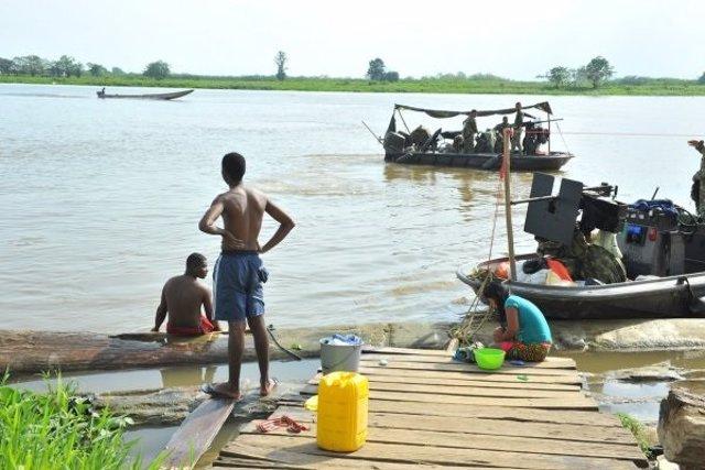 Archivo - Habitantes de Chocó, en Colombia