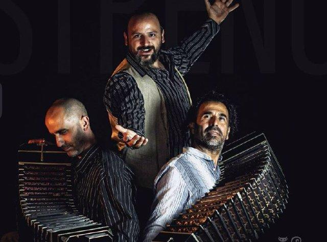 El Festival Musa inaugura con el grupo Tangatos un ciclo de música argentina