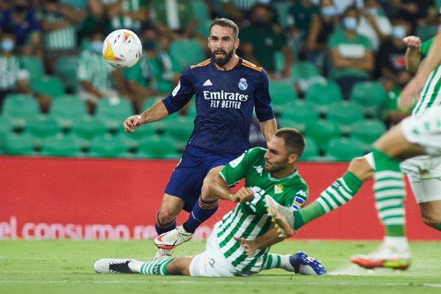 Daniel Carvajal, Real Madrid - Real Betis