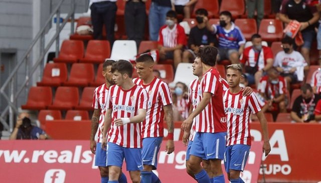 Sporting Gijón - Mirandés