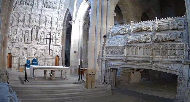 L'Abat del Monestir de Poblet (Tarragona), Octavi Vilà