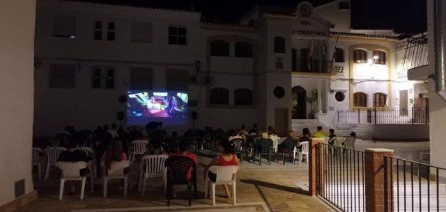 Más de 6.400 personas disfrutan de las 117 proyecciones del XXX Circuito Provincial de Cine de Almería
