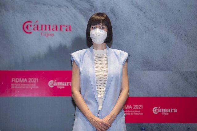 La ministra de Ciència i Innovació, Diana Morant