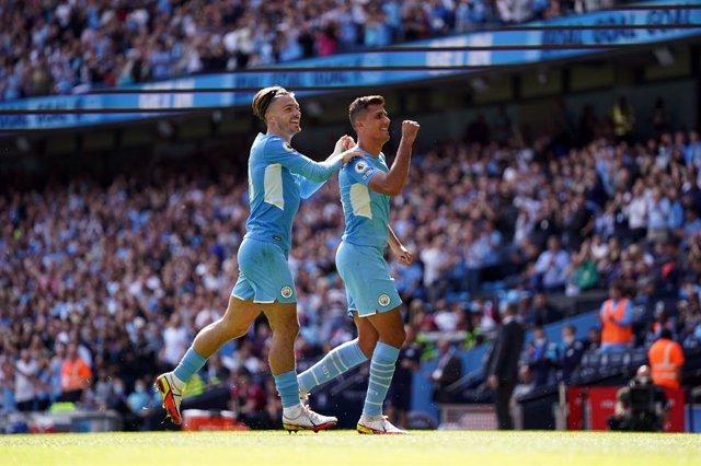 Manchester City, Rodri y Jack Grealish