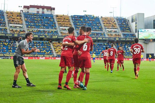 Cádiz - Osasuna