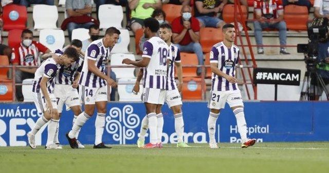 Lugo  - Real Valladolid
