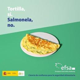 AESAN y EFSA lanzan campaña '#EUChooseSafeFood' para ayudar a la toma de decisiones alimentarias informadas