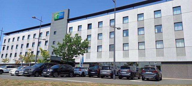 OK Mobility - Holiday Inn Express Bilbao