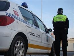 Policía Local de Chiclana.