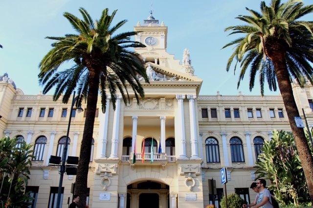 Archivo - Ayuntamiento de Málaga, Casona del Parque
