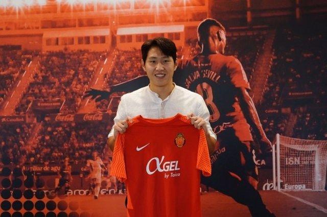 Kang In Lee ficha por el Mallorca