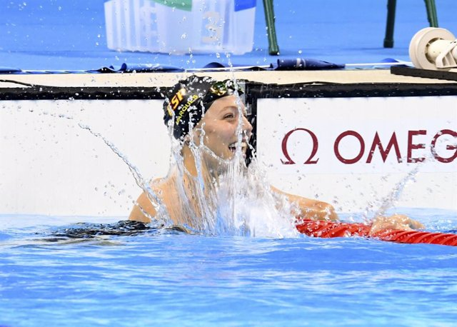 Archivo - Arxiu - Núria Marquès en els Jocs Paralímpics de Rio