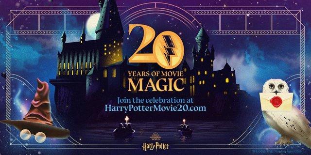 Regreso a Hogwarts: Harry Potter celebra sus 20 años de magia en el cine con un gran evento virtual