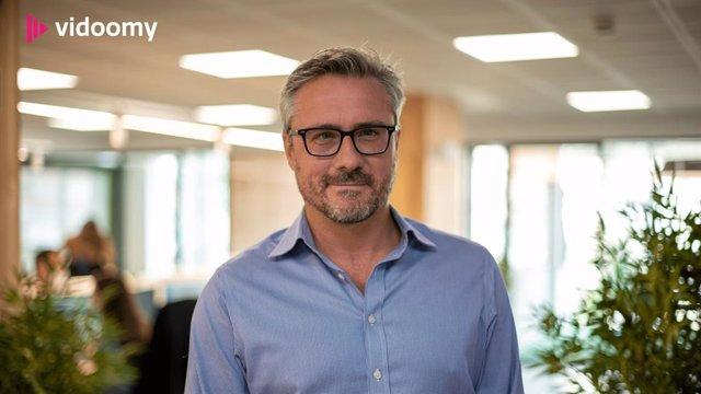 Sergio Tallón, Country Manager de Vidoomy