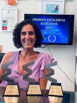 Sonia Luna, Directora de Formación Carpe Diem