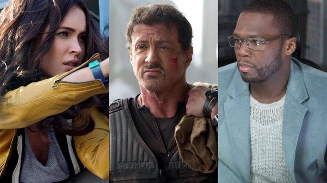 Los Mercenarios 4: Megan Fox, 50 Cent y Tony Jaa se unen a Stallone, Statham y compañía