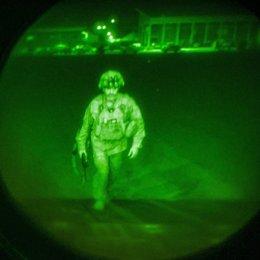 Chris Donahue, último militar de Estados Unidos en abandonar Afganistán