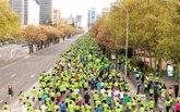 Foto: La AECC celebra la VIII edición de la 'Carrera En Marcha contra el Cáncer'