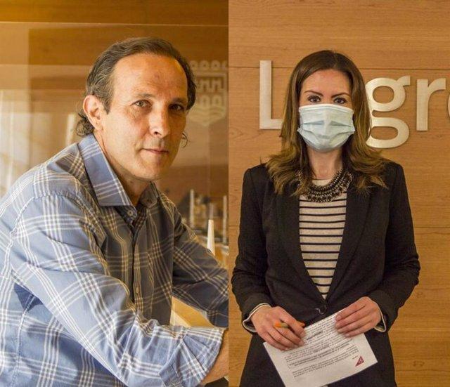 Los concejales de Cs Javier Garijo y Marisa Bermejo abandonan la formación y serán concejales no adscritos