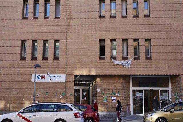 Archivo - Fachada del Centro de Salud Nuestra Señora de Fátima