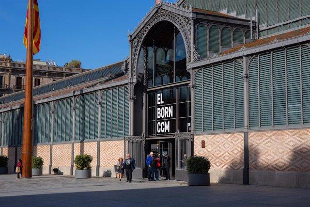 Archivo - Arxiu - Façana del Born Centre de Cultura i Memòria