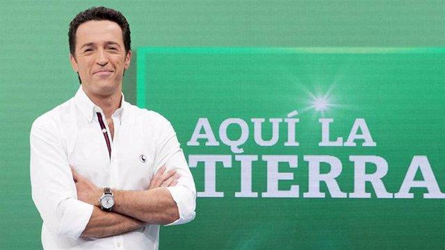 Archivo - El presentador de 'Aquí la Tierra' de RTVE, Jacob Petrus