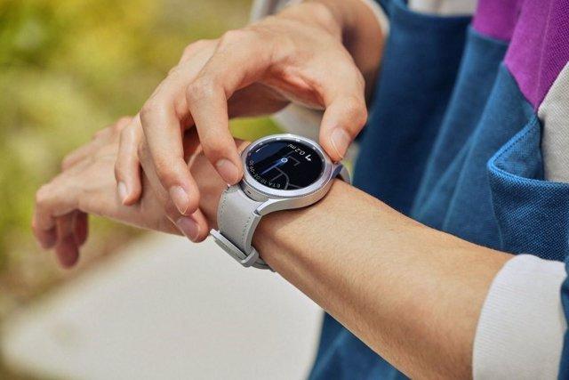Samsung Galaxy Watch 4 Classic.