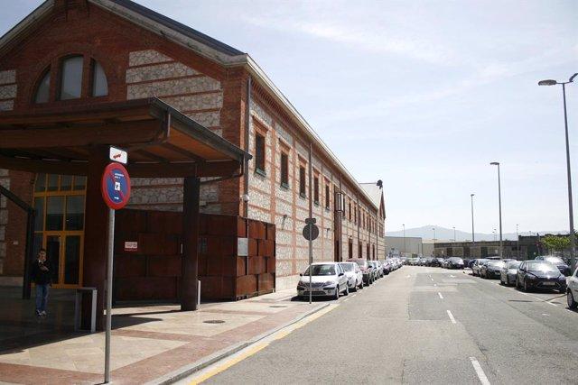 Archivo - Edificio de la Biblioteca Central de Cantabria