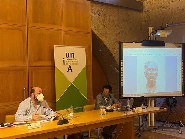 El doctor en Historia y Ciencia de la Música por la Universidad de Granada (UGR) y miembro del Comité Científico del Archivo Manuel de Falla, Joaquín López.