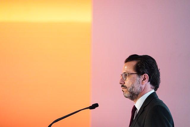 El consejero de Economía, Hacienda y Empleo del Gobierno regional, Javier Fernández-Lasquetty