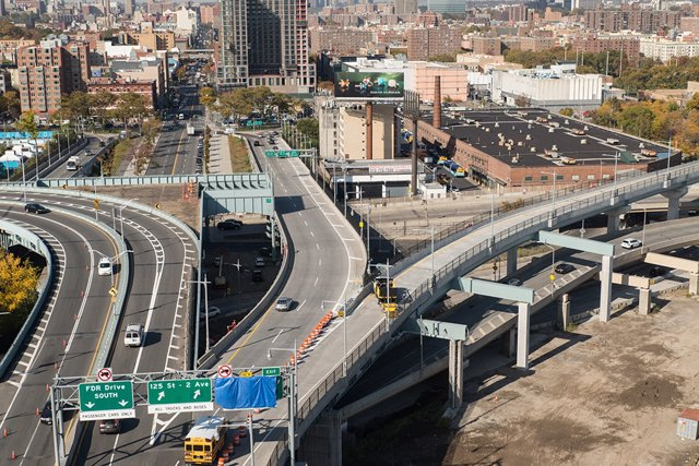 Archivo - Proyecto de mejora del puente Robert Fitzgerald Kennedy