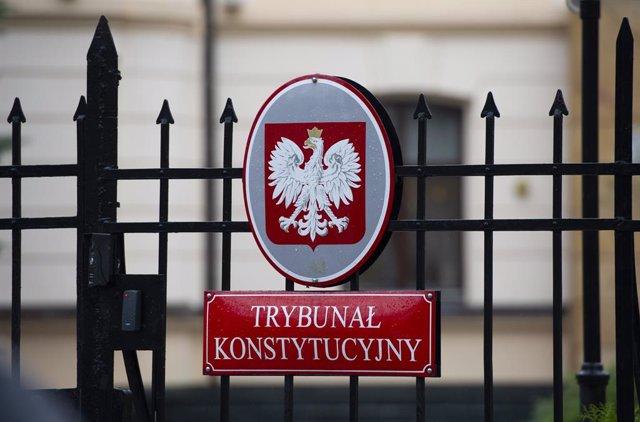 Tribunal Constitucional de Polonia
