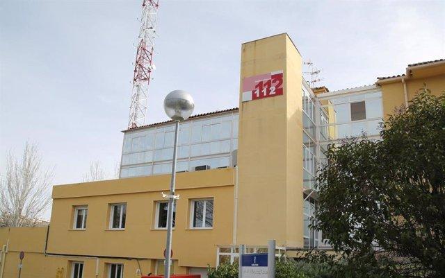 Edificio del 112 en Toledo.