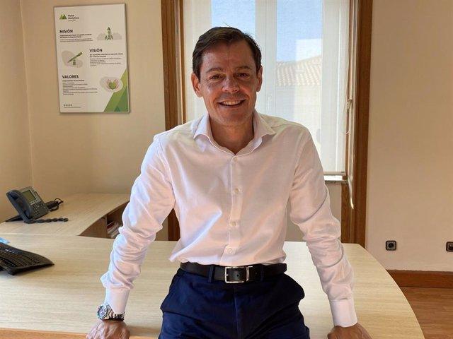 Alberto Martínez, Director General de Mutua Montañesa.