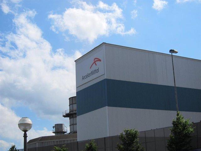 Archivo - Fábrica de Arcelor en Sestao
