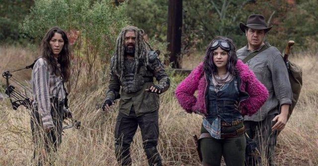 Un actor de The Walking Dead compara el final con el de Breaking Bad