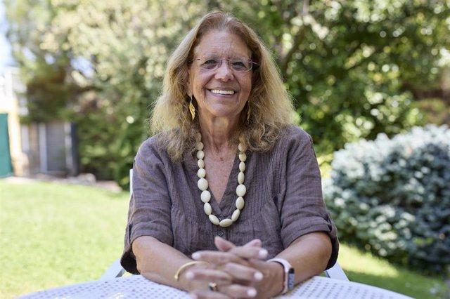 La vicesecretaria de Sectorial del PP, Elvira Rodríguez, en una imagen de archivo.