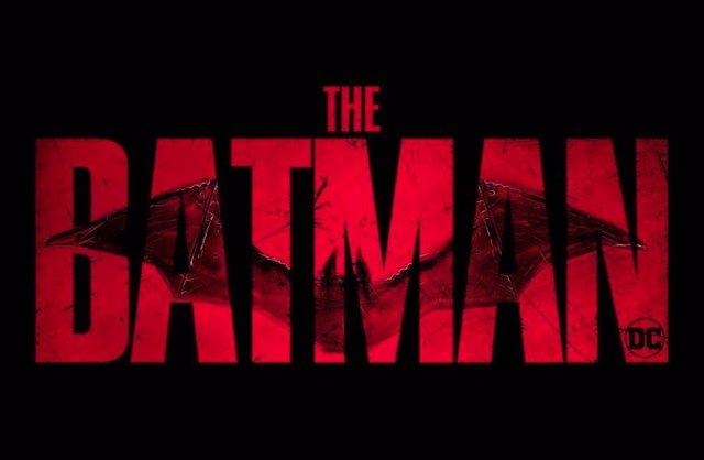 Archivo - Logo de 'The Batman' de Matt Reeves