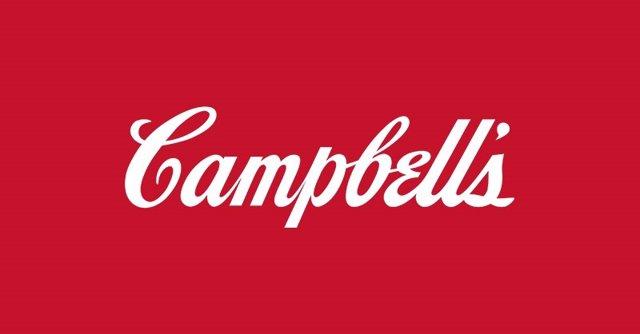 Archivo - Logo de Campbell Soup.