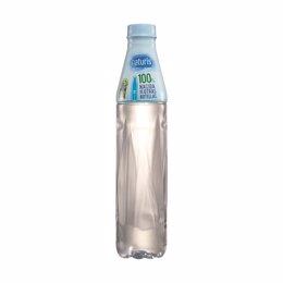 Lidl lanza la primera botella de agua de marca propia 100% rPET