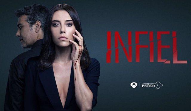 Antena 3 estrena el 5 de septiembre Infiel, nueva serie turca