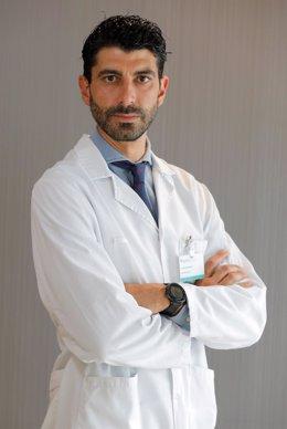 El especialista en nutrición humana del Centro de Excelencia en el Tratamiento de la Obesidad del Hospital Quirónsalud Sagrado Corazón de Sevilla Felipe del Valle.