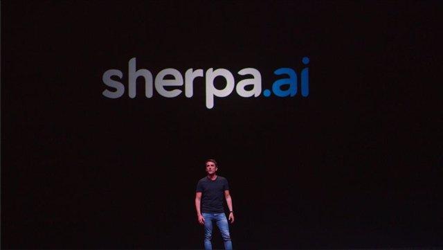 Archivo - El fundador y consejero delegado de Sherpa.Ai, Xabier Uribe-Etxebarría.