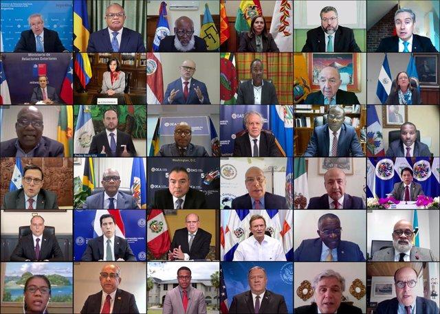Archivo - Asamblea General de la OEA