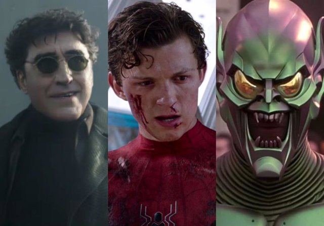 Doctor Octopus, Peter Parker y el Duende Verde